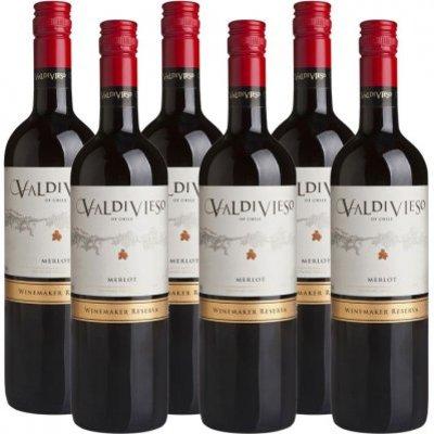 Valdivieso Merlot Winemaker Reserve