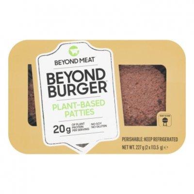Beyond Meat The beyond burger