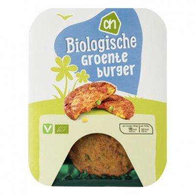 Huismerk Biologisch Groenteburger