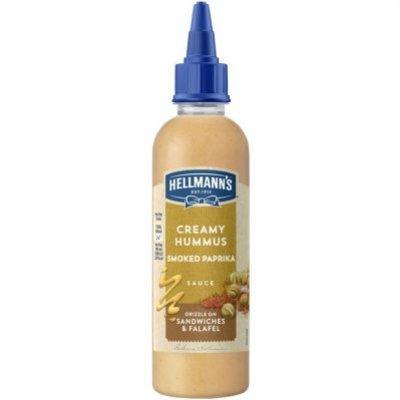 Hellmann's Dressing hummus
