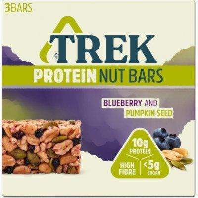 Trek Proteïne notenreep blueberry pumpkinseed