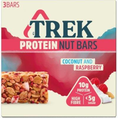 Trek Proteïne notenreep coconut & raspberry
