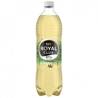 Royal Club Ginger ale 0% suiker