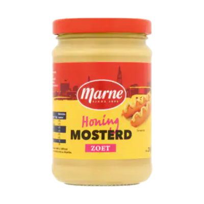 Marne Honing Mosterd Zoet