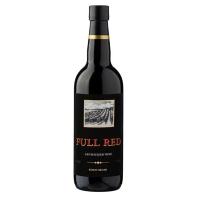 Full Red Aroma Wine