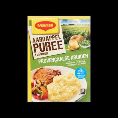 Maggi Aardappelpuree à la Minute Provençaalse Kruiden