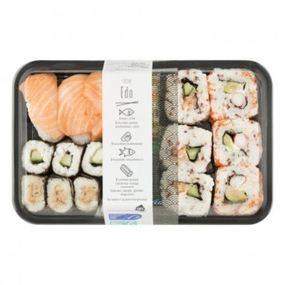 Huismerk Sushi edo