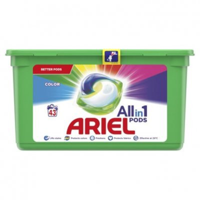 Ariel Pods color wasmiddelcapsules