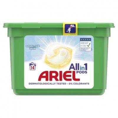Ariel Allin1 pods sensitive wasmiddel