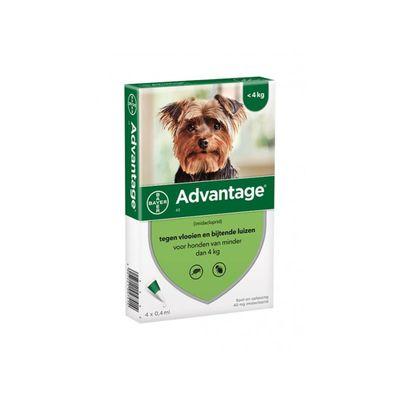 Advantage Hond 40 Pipetten