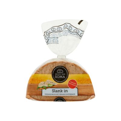 Soma Zoutarm & Vezelrijk Tarwe-Roggebrood