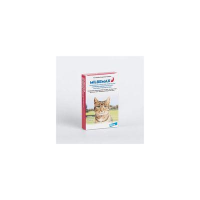 Milbemax Kat 2 Tot 8 Kg, 2 Tabletten