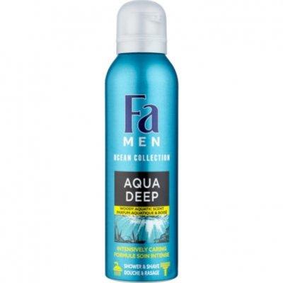 Fa Men shower foam aqua