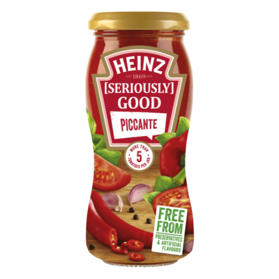 Heinz Seriously Good Piccante