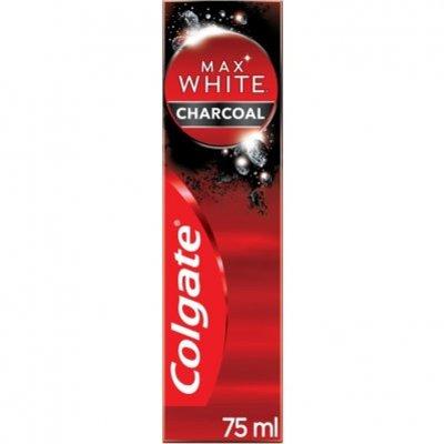 Colgate Max white tandpasta charcoal