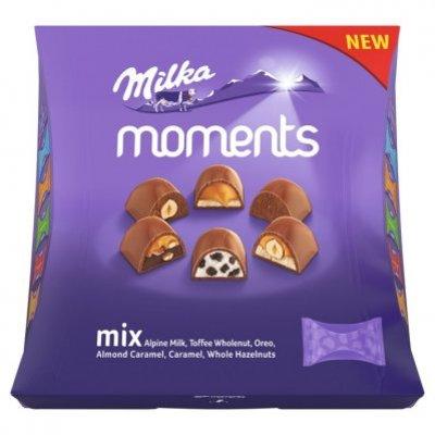 Milka Moments Pralines Mix