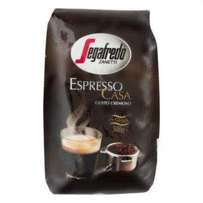 Segafredo Casa espresso bonen gusto cremoso