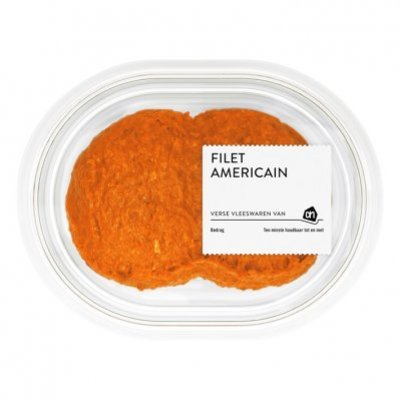 Huismerk Filet americain