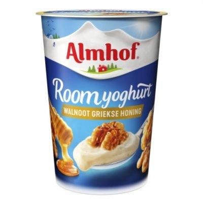 Almhof Roomyoghurt walnoot-Griekse honing