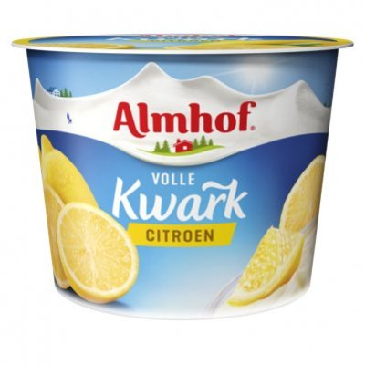 Almhof Volle kwark citroen