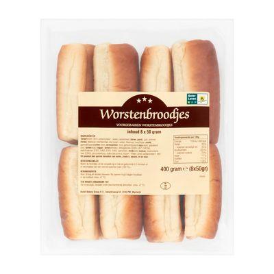 Dutch Bakery Worstenbrood