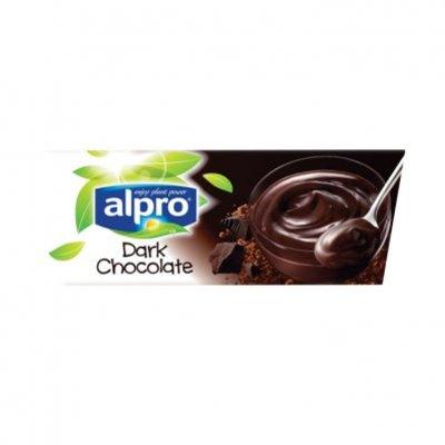 Alpro Dessert dark chocolate