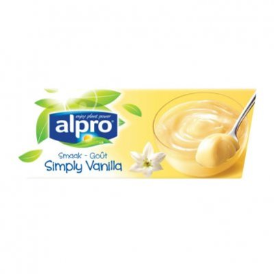 Alpro Dessert vanille