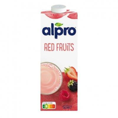 Alpro Sojadrink rode vruchten