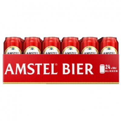 Amstel Pilsener tray (Online only)