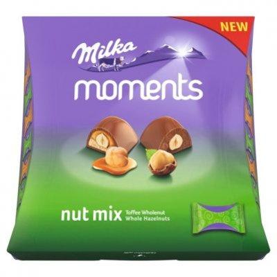 Milka Moments Pralines Nuts