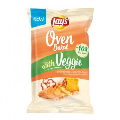 Lay's Oven baked with veggie sweet potato