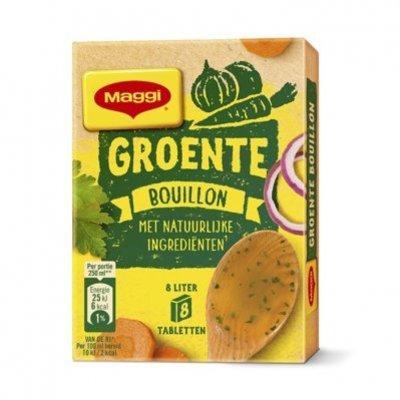 Maggi Natuurlijke groente bouillon blokjes