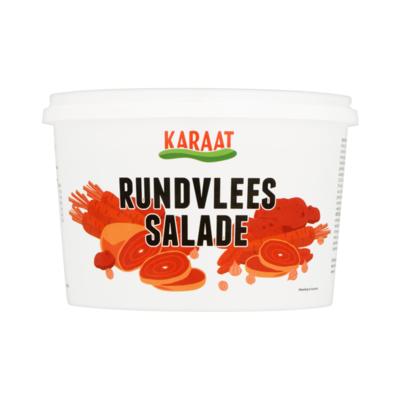 Karaat Rundvlees Salade