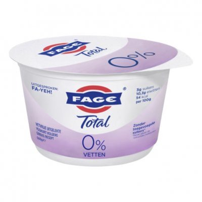 Fage Total Griekse yoghurt 0%