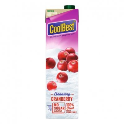 CoolBest Cranberry