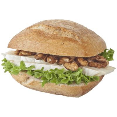 Huismerk Broodje Brie Wit (B)