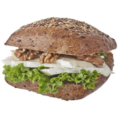 Huismerk Broodje Brie Volkorenbol