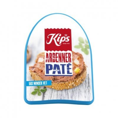 Kips Magere Ardenner paté