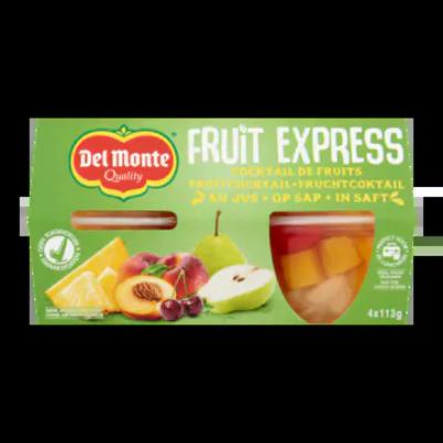 Del Monte Fruit Express Fruitcocktail op Sap