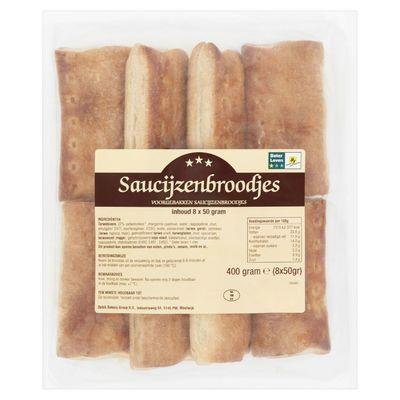 Dutch Bakery Sauzijzenbrood