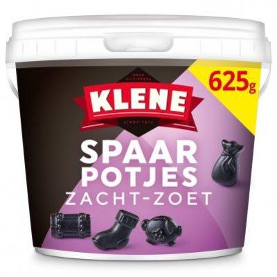 Klene Emmer spaarpotjes zoet