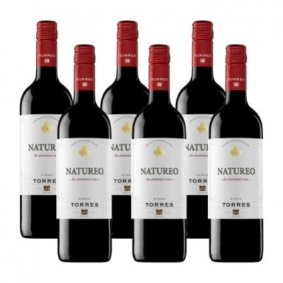 Torres Natureo red alcoholvrij