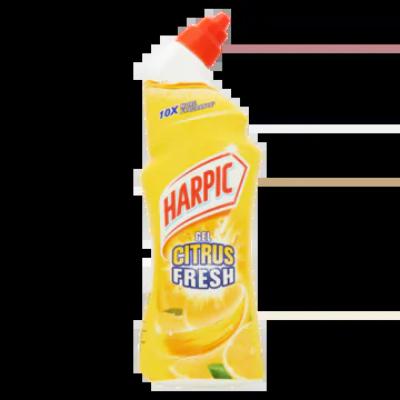 Harpic Gel Citrus Fresh Toiletreiniging