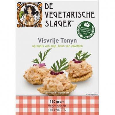 Vegetarische Slager Visvrije tonyn
