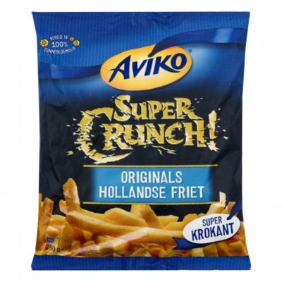 Aviko SuperCrunch originals Hollandse friet