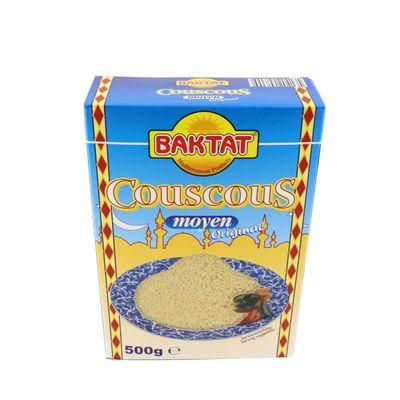 Baktat Couscous