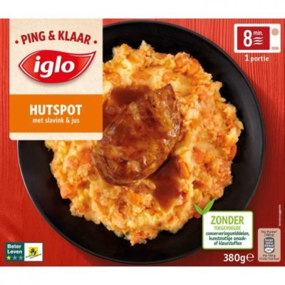Iglo P&K hutspot