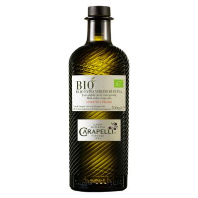Carapelli Bio Extra Olijfolie van de Eerste Persing