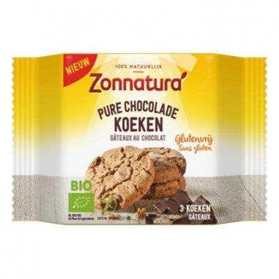 Zonnatura Gluten vrij koekje chocolade