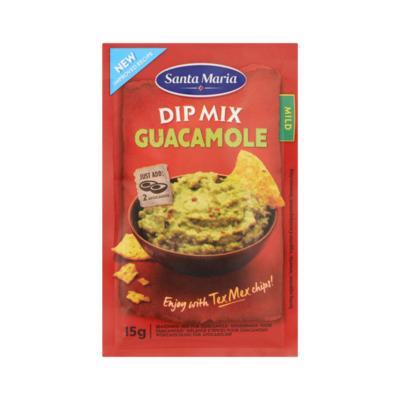 Santa Maria Dip Mix Guacamole